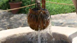 Cara menemukan sumber air sumur bor